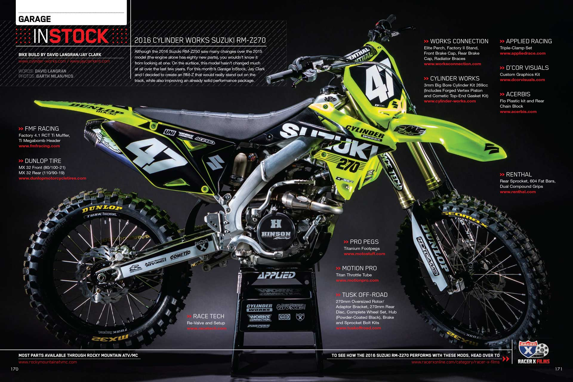 Jay Clark Enterprises | Motocross to the Extreme | Page 2