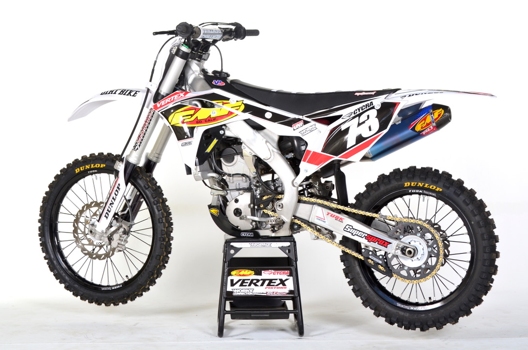 Here is a great story on our KX250F build that went up last week on Dirt Bike Magazine site!