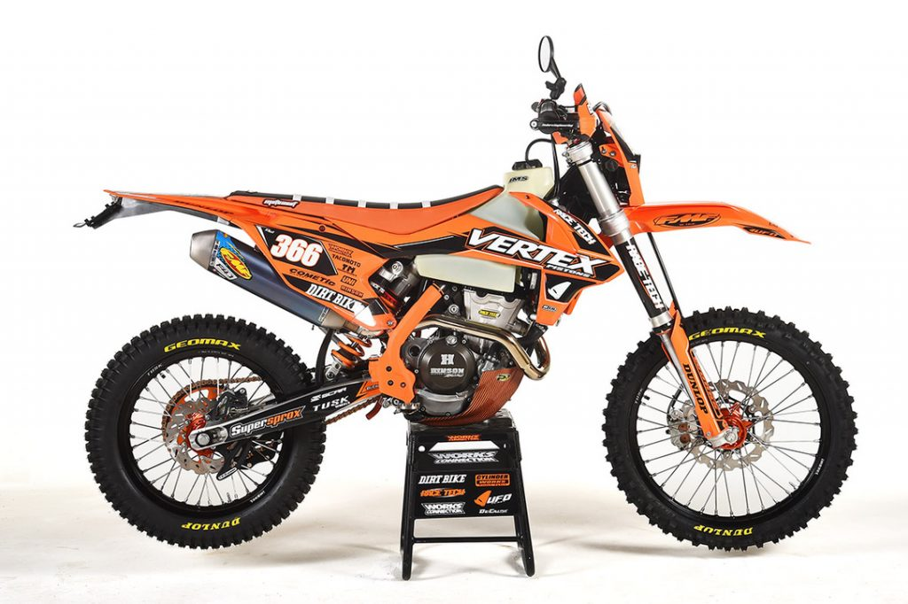 A simple drop-in kit that really works!!! Combined with a Hot Cam and FMF pipe.